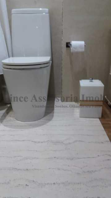 banheiro social  - Apartamento Engenho Novo,Norte,Rio de Janeiro,RJ À Venda,2 Quartos,98m² - TAAP21642 - 9