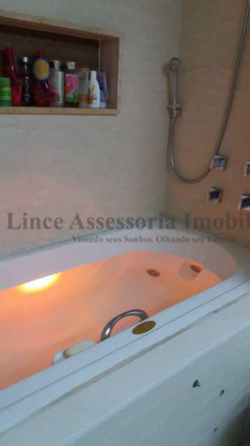 Banheiro suíte - Apartamento Engenho Novo,Norte,Rio de Janeiro,RJ À Venda,2 Quartos,98m² - TAAP21642 - 18