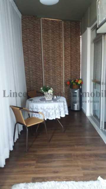 varanda - Apartamento Engenho Novo,Norte,Rio de Janeiro,RJ À Venda,2 Quartos,98m² - TAAP21642 - 1
