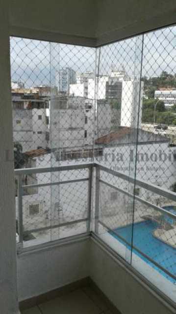 varanda1.1 - Apartamento Rio Comprido,Norte,Rio de Janeiro,RJ À Venda,3 Quartos,72m² - TAAP30930 - 8