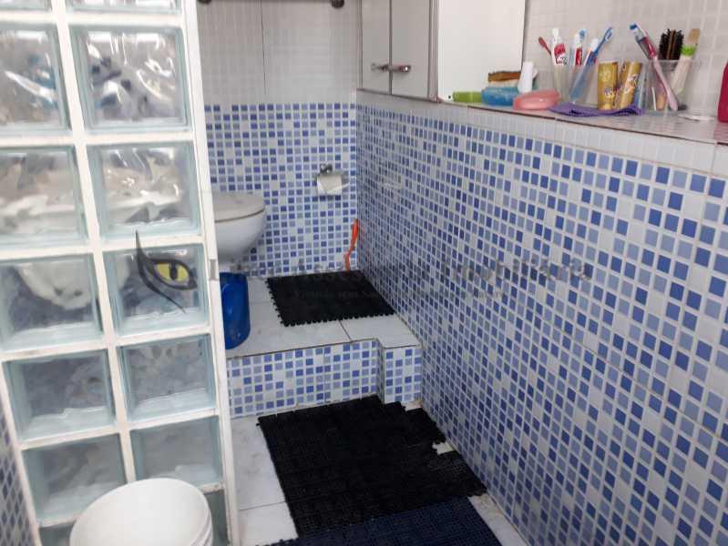 BANHEIRO TERRAÇO - Cobertura Centro,Centro,Rio de Janeiro,RJ À Venda,3 Quartos,98m² - TACO30114 - 20
