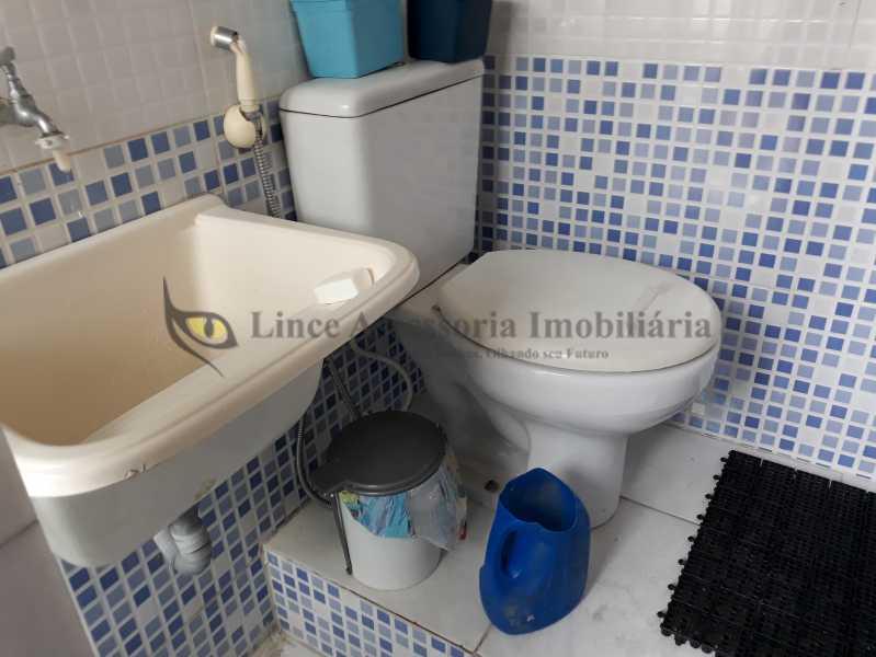 BANHEIRO TERRAÇO - Cobertura Centro,Centro,Rio de Janeiro,RJ À Venda,3 Quartos,98m² - TACO30114 - 21