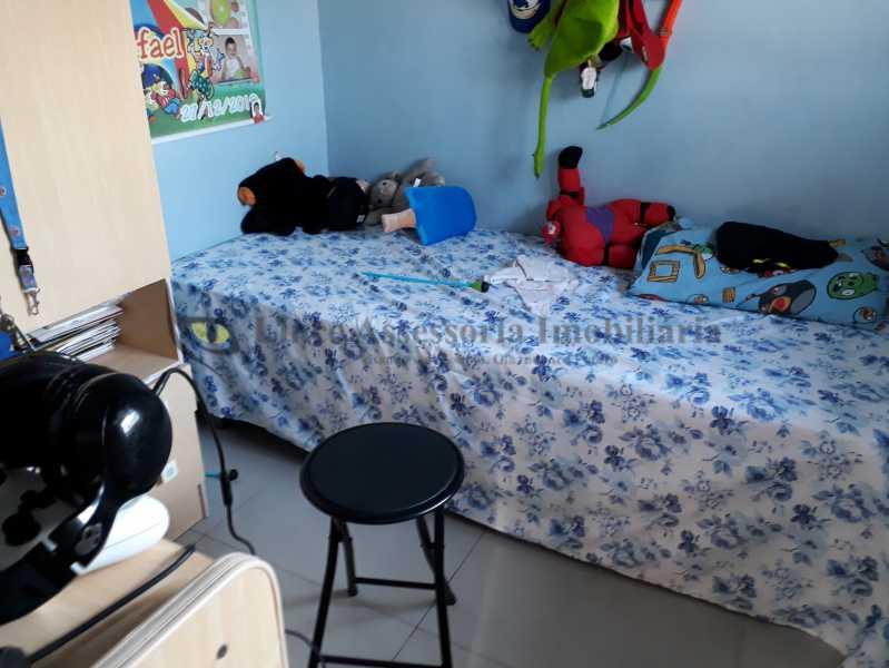 QUARTO 1 - Cobertura Centro,Centro,Rio de Janeiro,RJ À Venda,3 Quartos,98m² - TACO30114 - 10