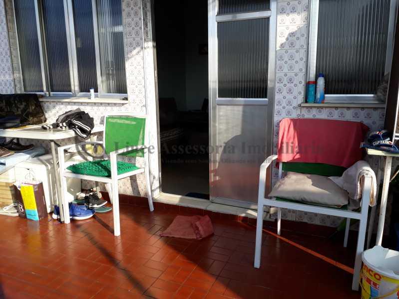 TERRAÇO - Cobertura Centro,Centro,Rio de Janeiro,RJ À Venda,3 Quartos,98m² - TACO30114 - 3