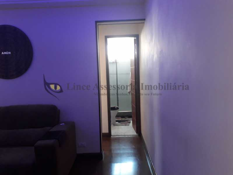 Sala e circulação - Apartamento Quintino Bocaiúva,Rio de Janeiro,RJ À Venda,1 Quarto,45m² - TAAP10327 - 3