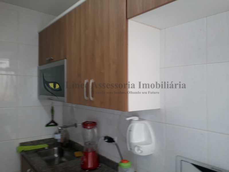 Cozinha - Apartamento Quintino Bocaiúva,Rio de Janeiro,RJ À Venda,1 Quarto,45m² - TAAP10327 - 19