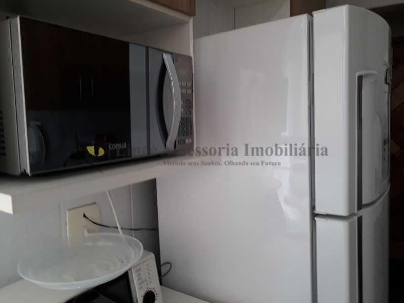 Cozinha - Apartamento Quintino Bocaiúva,Rio de Janeiro,RJ À Venda,1 Quarto,45m² - TAAP10327 - 23