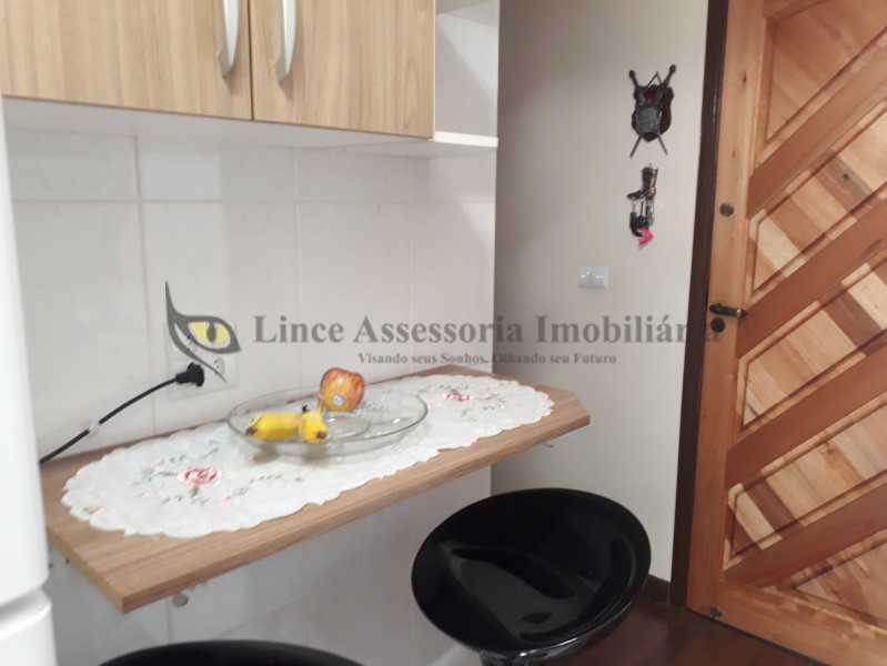 Cozinha - Apartamento Quintino Bocaiúva,Rio de Janeiro,RJ À Venda,1 Quarto,45m² - TAAP10327 - 24