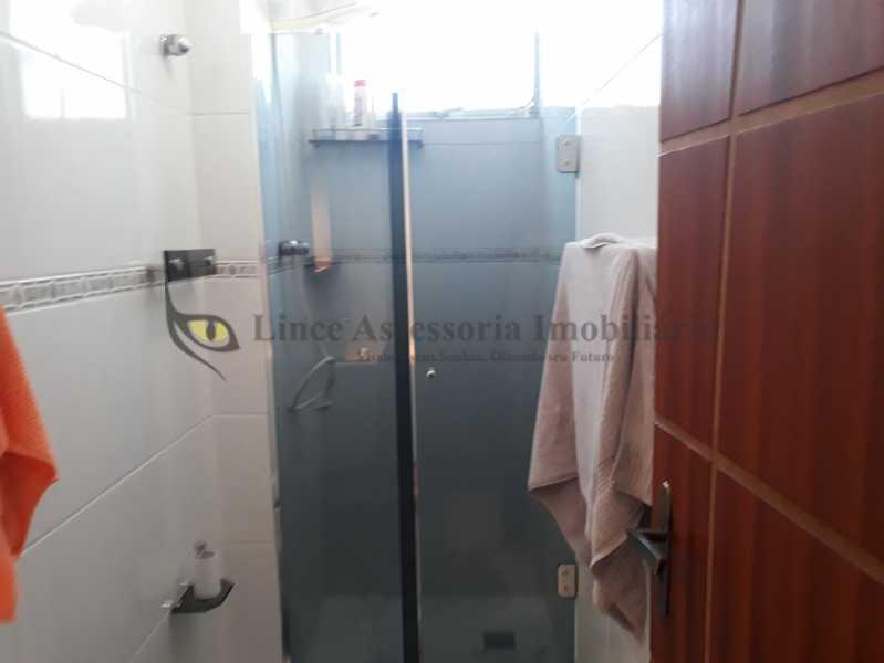 Banheiro Social - Apartamento Quintino Bocaiúva,Rio de Janeiro,RJ À Venda,1 Quarto,45m² - TAAP10327 - 14