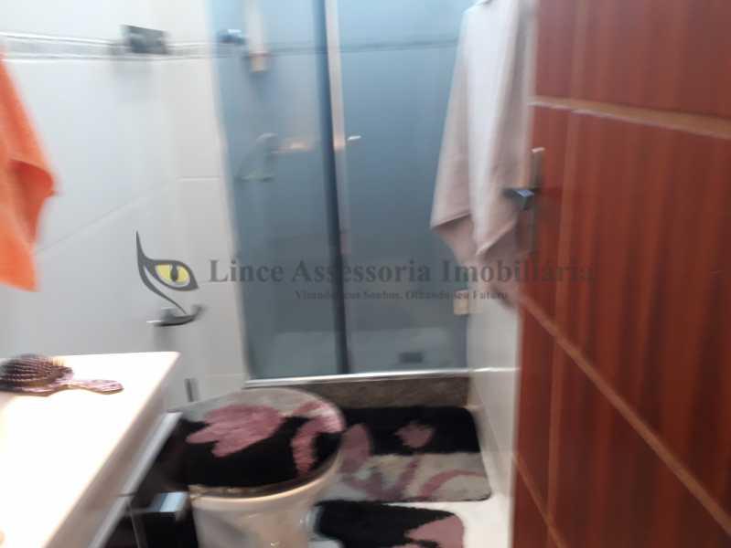 Banheiro Social - Apartamento Quintino Bocaiúva,Rio de Janeiro,RJ À Venda,1 Quarto,45m² - TAAP10327 - 15