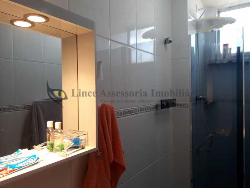 Banheiro Social - Apartamento Quintino Bocaiúva,Rio de Janeiro,RJ À Venda,1 Quarto,45m² - TAAP10327 - 16
