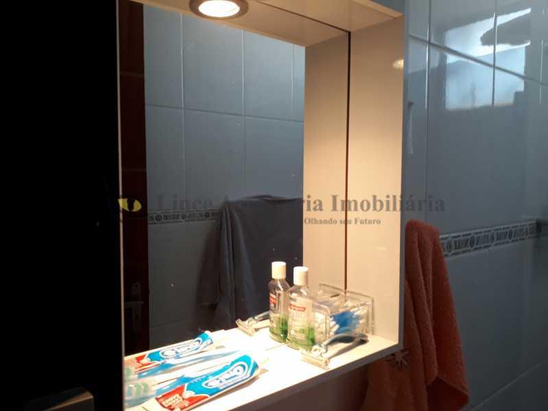 Banheiro Social - Apartamento Quintino Bocaiúva,Rio de Janeiro,RJ À Venda,1 Quarto,45m² - TAAP10327 - 17