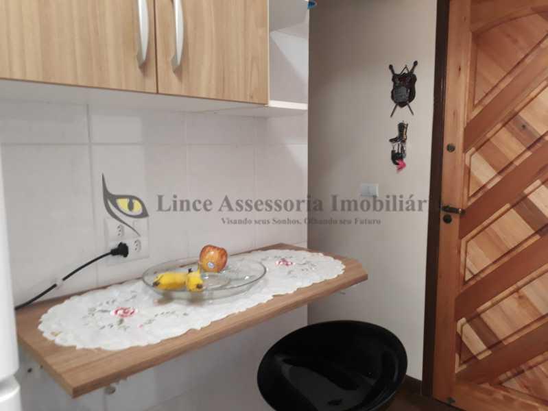 Cozinha - Apartamento Quintino Bocaiúva,Rio de Janeiro,RJ À Venda,1 Quarto,45m² - TAAP10327 - 25