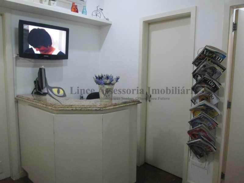 03salarecepcaofoto3 - Sala Comercial À Venda - Tijuca - Rio de Janeiro - RJ - TASL00067 - 4