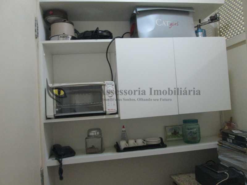 14espacoparacopacozinhasala2fo - Sala Comercial À Venda - Tijuca - Rio de Janeiro - RJ - TASL00067 - 16