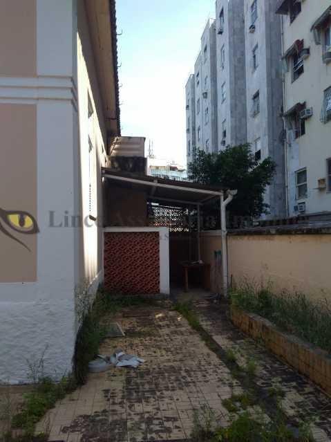 2areaexterna - Casa de Vila À Venda - Tijuca - Rio de Janeiro - RJ - TACV20048 - 3