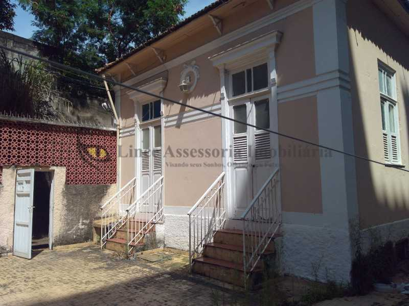6fachadadacasa - Casa de Vila À Venda - Tijuca - Rio de Janeiro - RJ - TACV20048 - 8