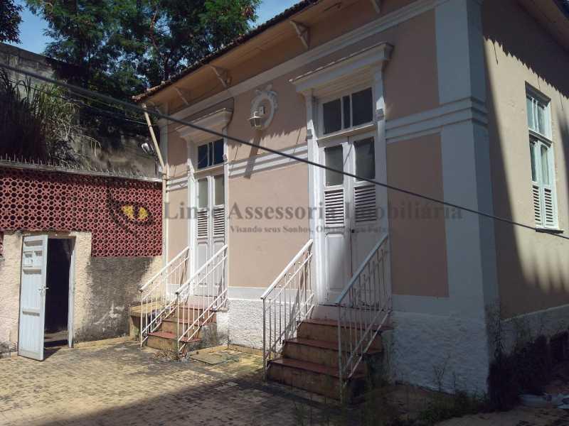 18areaexterna - Casa de Vila À Venda - Tijuca - Rio de Janeiro - RJ - TACV20048 - 19