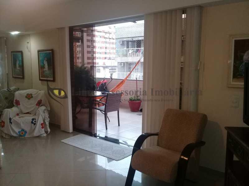 2.1 SALAVISTAVARANDA1.0 - Cobertura 3 quartos à venda Vila Isabel, Norte,Rio de Janeiro - R$ 830.000 - TACO30115 - 4