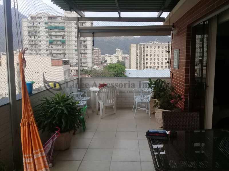 4 VARANDA1.1 - Cobertura 3 quartos à venda Vila Isabel, Norte,Rio de Janeiro - R$ 830.000 - TACO30115 - 6