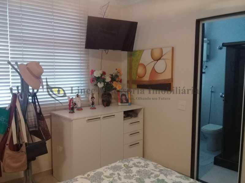 6 1ºQUARTOSUITE1.1 - Cobertura 3 quartos à venda Vila Isabel, Norte,Rio de Janeiro - R$ 830.000 - TACO30115 - 8