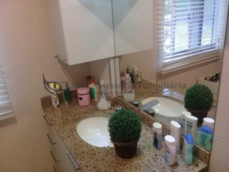 13 BANHEIROSOCIAL1.0 - Cobertura 3 quartos à venda Vila Isabel, Norte,Rio de Janeiro - R$ 830.000 - TACO30115 - 15