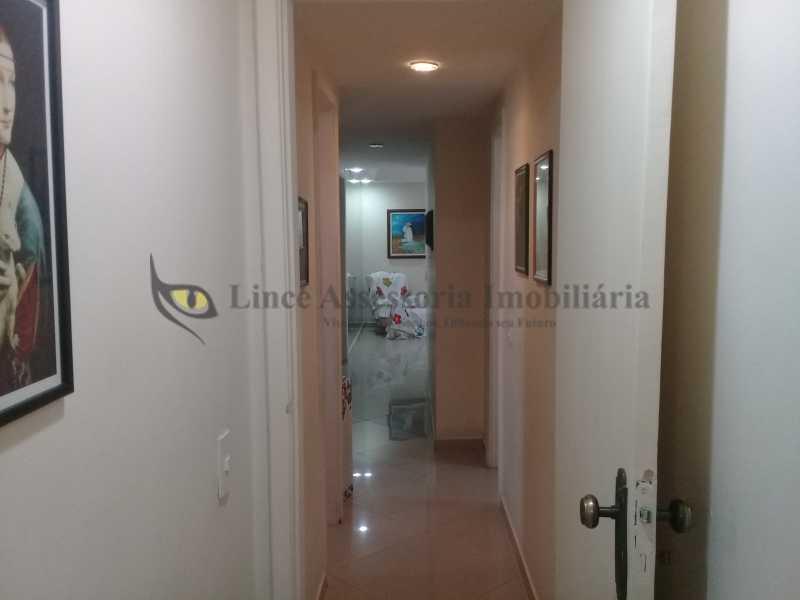 14 CIRCULAÇÃO1.0 - Cobertura 3 quartos à venda Vila Isabel, Norte,Rio de Janeiro - R$ 830.000 - TACO30115 - 16