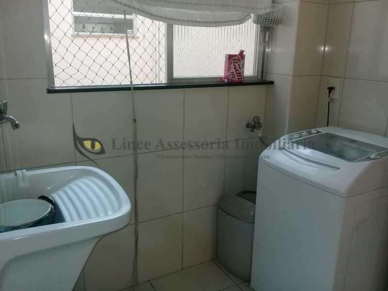 17 ÁREADESERVIÇO1.0 - Cobertura 3 quartos à venda Vila Isabel, Norte,Rio de Janeiro - R$ 830.000 - TACO30115 - 19