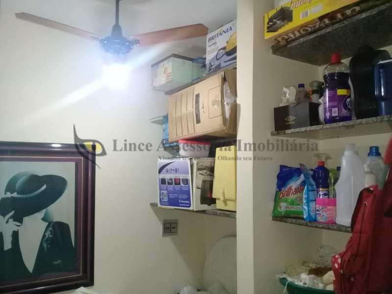 18 QUARTOEMPREGADA1.0 - Cobertura 3 quartos à venda Vila Isabel, Norte,Rio de Janeiro - R$ 830.000 - TACO30115 - 20