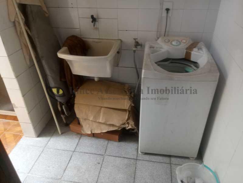 area - Casa Todos os Santos, Rio de Janeiro, RJ À Venda, 3 Quartos, 73m² - PACA30088 - 17