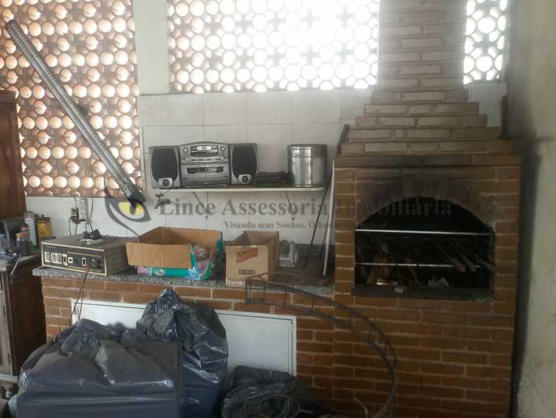 churrasqueira - Casa Todos os Santos, Rio de Janeiro, RJ À Venda, 3 Quartos, 73m² - PACA30088 - 20