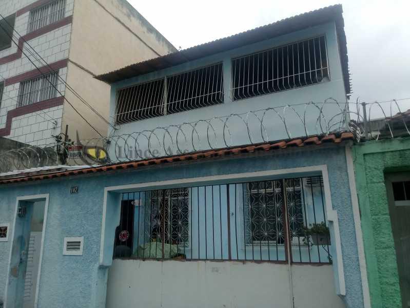 fachada 1.1 - Casa Todos os Santos, Rio de Janeiro, RJ À Venda, 3 Quartos, 73m² - PACA30088 - 1