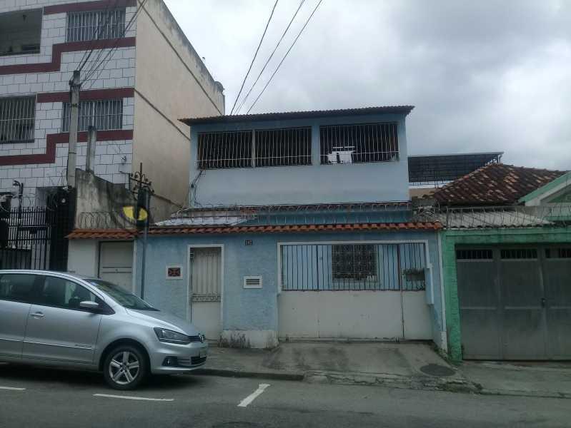 fachada - Casa Todos os Santos, Rio de Janeiro, RJ À Venda, 3 Quartos, 73m² - PACA30088 - 31