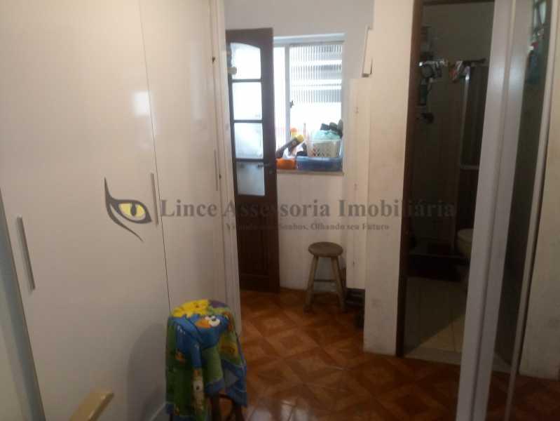 quarto suite 1.2 - Casa Todos os Santos, Rio de Janeiro, RJ À Venda, 3 Quartos, 73m² - PACA30088 - 9