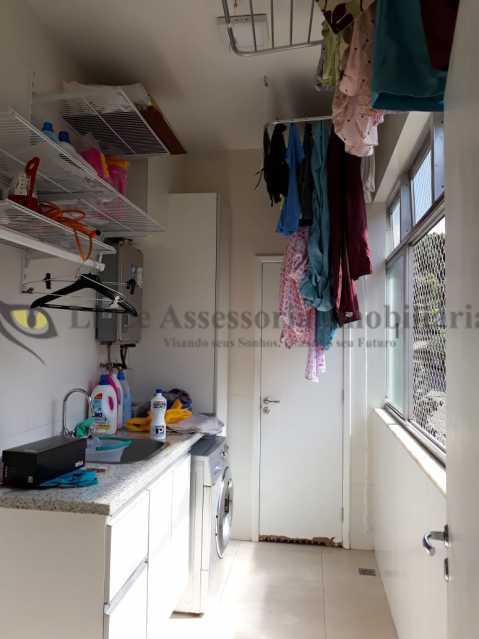 25areadeserviço - Apartamento À Venda - Tijuca - Rio de Janeiro - RJ - TAAP30949 - 20