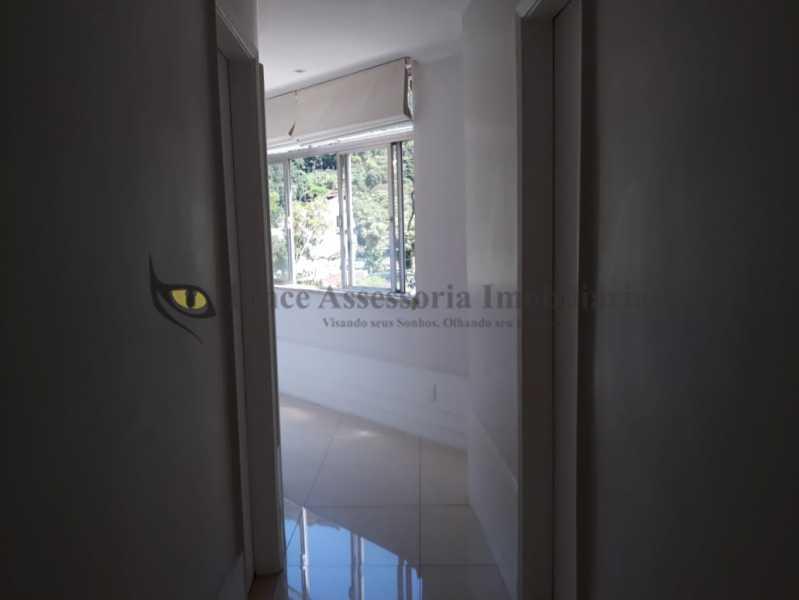 7circulaçao - Apartamento À Venda - Tijuca - Rio de Janeiro - RJ - TAAP30949 - 8