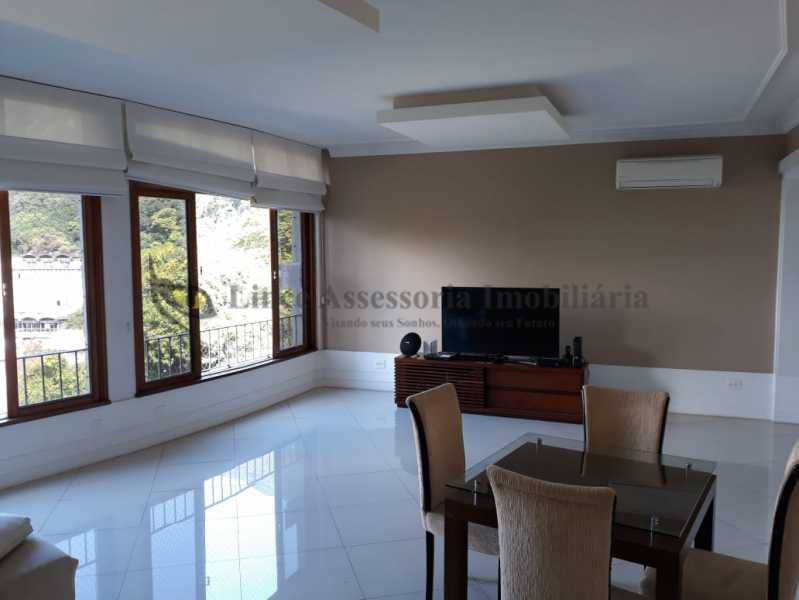 1sala - Apartamento À Venda - Tijuca - Rio de Janeiro - RJ - TAAP30949 - 1