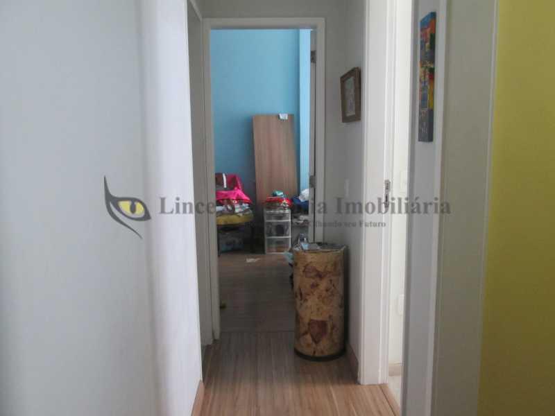 5 CIRCULAÇÃO - Apartamento 2 quartos à venda Tijuca, Norte,Rio de Janeiro - R$ 475.000 - TAAP21691 - 6
