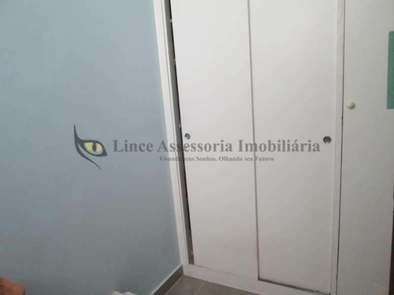 21 QUARTO EMPREGADA - Apartamento 2 quartos à venda Tijuca, Norte,Rio de Janeiro - R$ 475.000 - TAAP21691 - 23