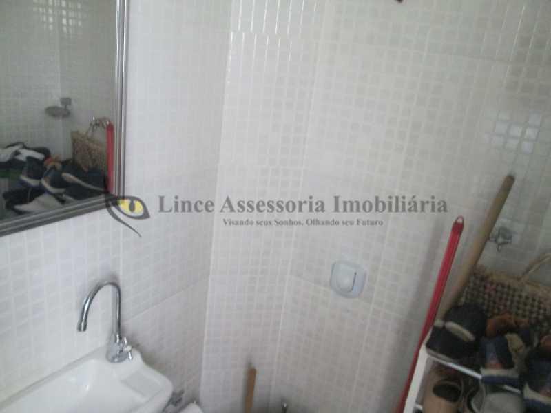 23 BANHEIRO EMPREGADA 1 - Apartamento 2 quartos à venda Tijuca, Norte,Rio de Janeiro - R$ 475.000 - TAAP21691 - 26