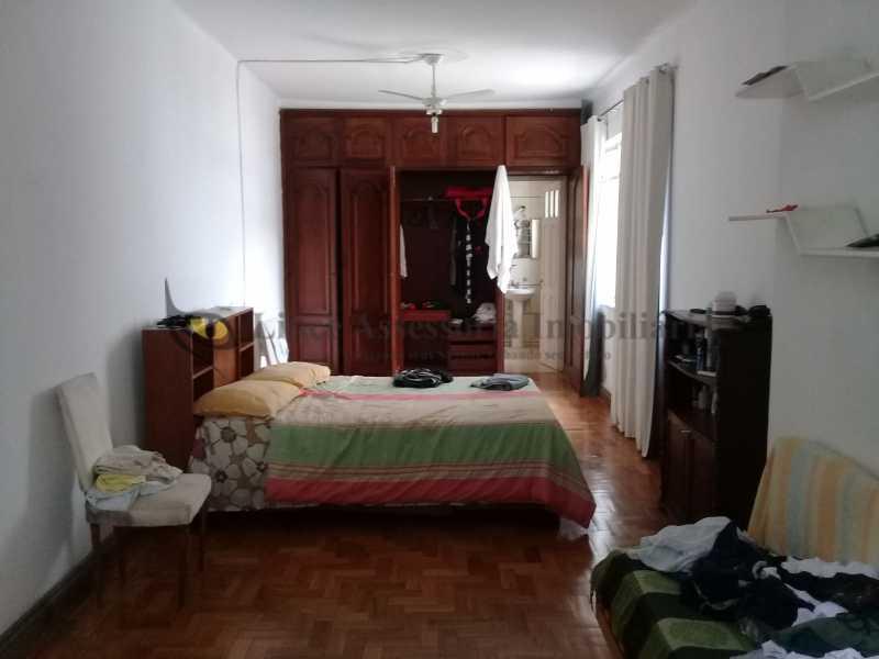 6 1ºQUARTOSUITE1.0 - Casa Tijuca, Norte,Rio de Janeiro, RJ À Venda, 6 Quartos, 249m² - TACA60013 - 6