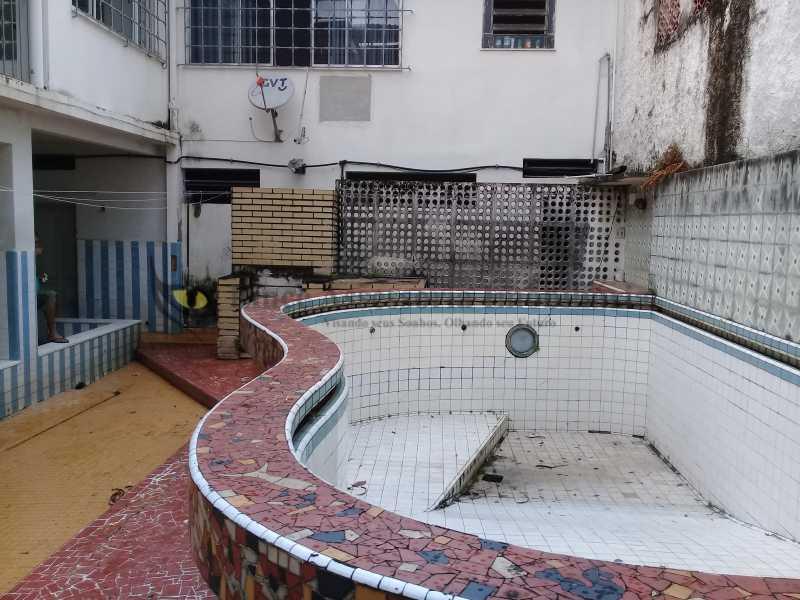 21 PISCINA1.0 - Casa Tijuca, Norte,Rio de Janeiro, RJ À Venda, 6 Quartos, 249m² - TACA60013 - 19