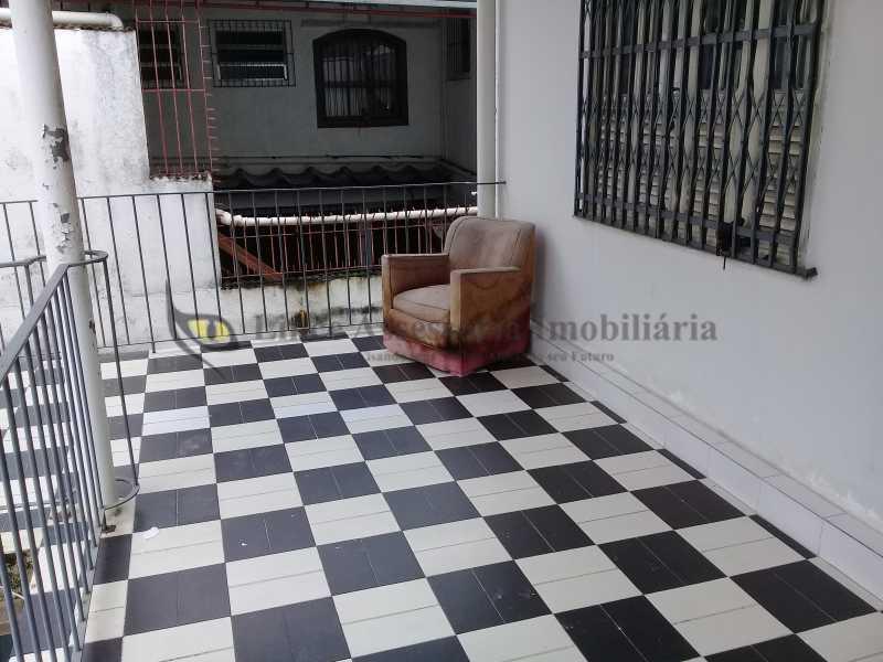 22 VARANDA1.0 - Casa Tijuca, Norte,Rio de Janeiro, RJ À Venda, 6 Quartos, 249m² - TACA60013 - 20