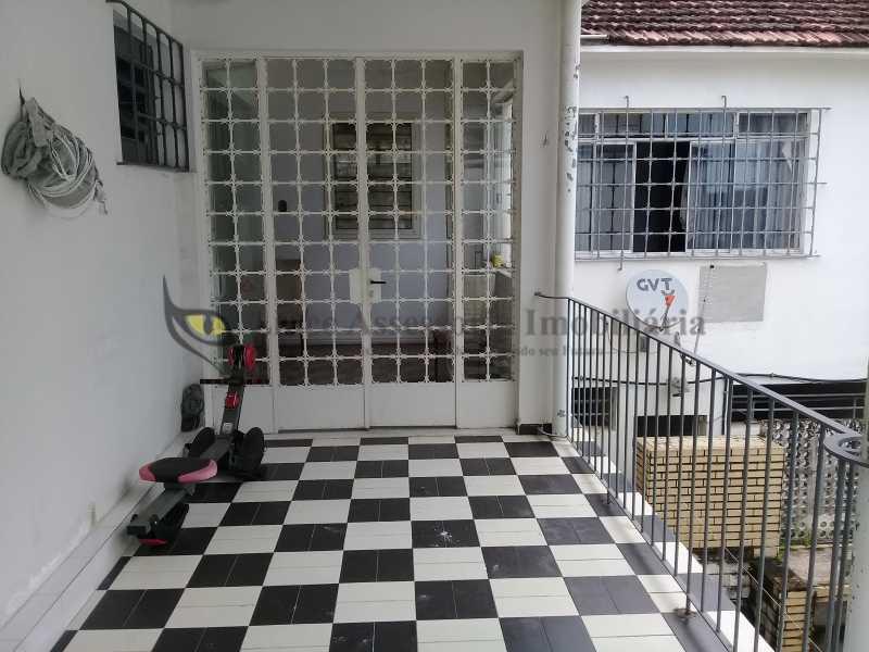25 VARANDA1.1 - Casa Tijuca, Norte,Rio de Janeiro, RJ À Venda, 6 Quartos, 249m² - TACA60013 - 23