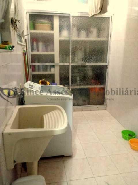Area Serviço - Apartamento À Venda - Tijuca - Rio de Janeiro - RJ - TAAP30961 - 23