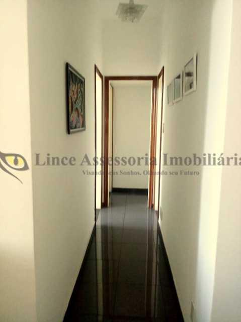 Circulação  - Apartamento À Venda - Tijuca - Rio de Janeiro - RJ - TAAP30961 - 19