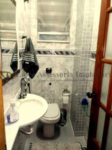 Lavabo - Apartamento À Venda - Tijuca - Rio de Janeiro - RJ - TAAP30961 - 18