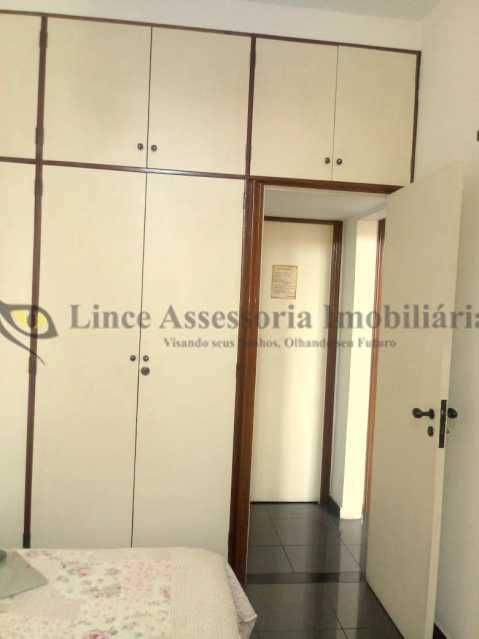 Quarto 1.2 - Apartamento À Venda - Tijuca - Rio de Janeiro - RJ - TAAP30961 - 7
