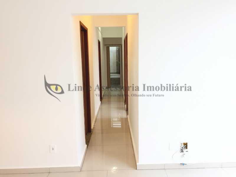 IMG_8252 - Apartamento Tijuca, Norte,Rio de Janeiro, RJ Para Alugar, 3 Quartos, 90m² - SLAP30106 - 4