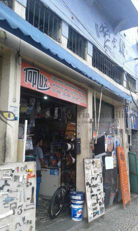 1 A vista pra loja - Loja Andaraí,Norte,Rio de Janeiro,RJ À Venda,300m² - TALJ00024 - 1